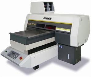Принтер, который печатает белый цвет
